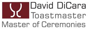 Toastmaster David DiCara logo